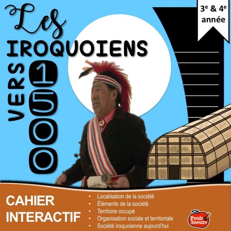 *Cahier interactif: Les Iroquoiens vers 1500