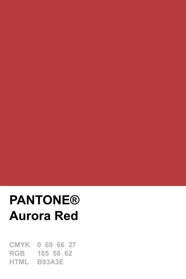 Pantone 2016 Aurora Red http://etsy.me/2bujVqD