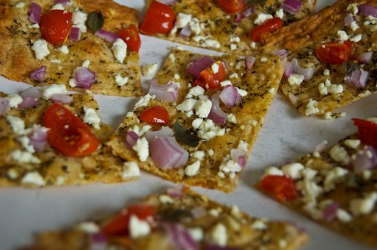 Lavash Pizza - Find out what lavash bread is