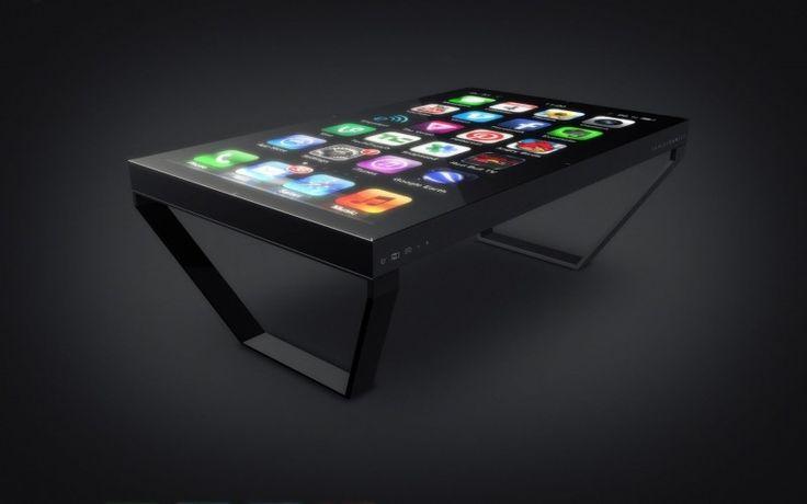 TableConnect, la mesa de 60 pulgadas que expande la pantalla del móvil