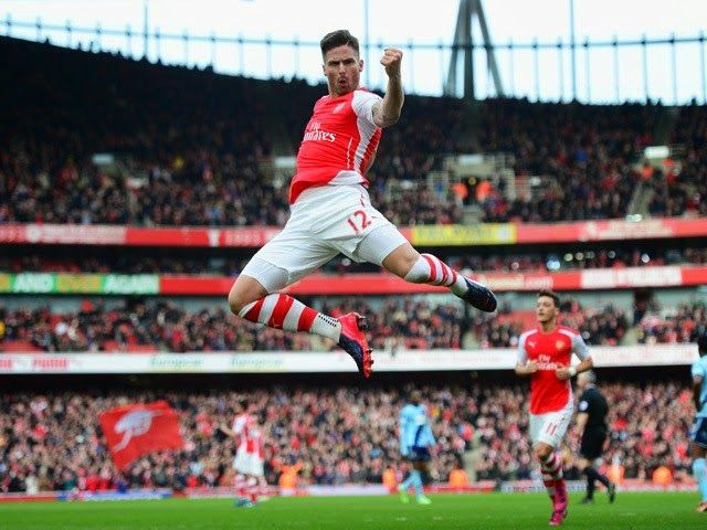 JACK THE LAD SPORTS: Highlights: Arsenal vs West Ham