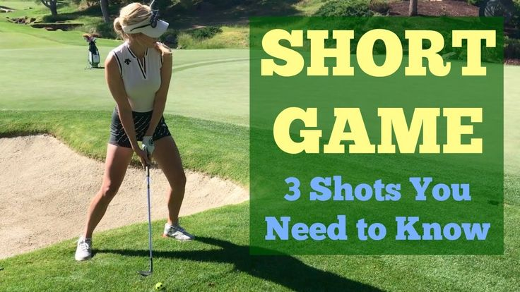 Short game is hands-down my favorite part of golf! In this video I talk about how I hit a bump and run, a short-sided downhill chip with spin, and of course ...