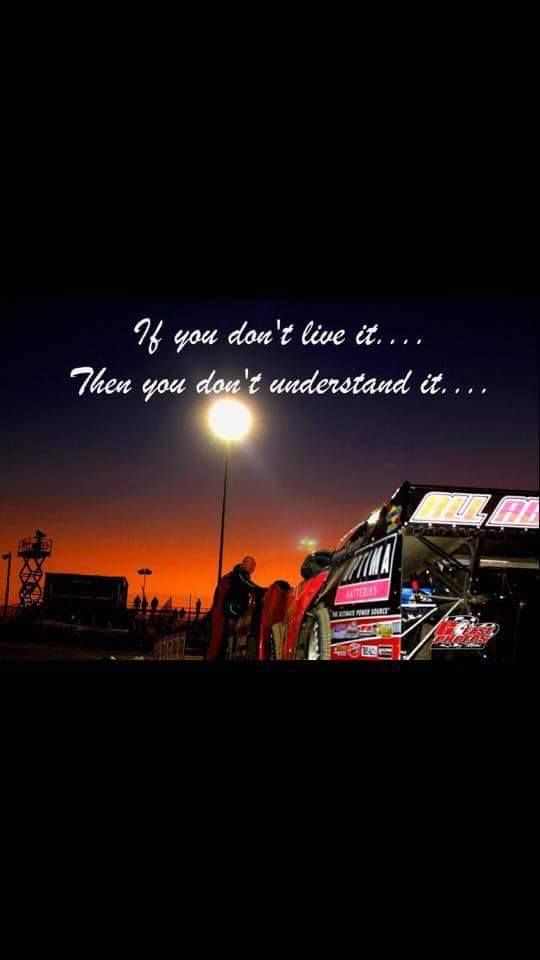 Alot to learn in the dirt track world