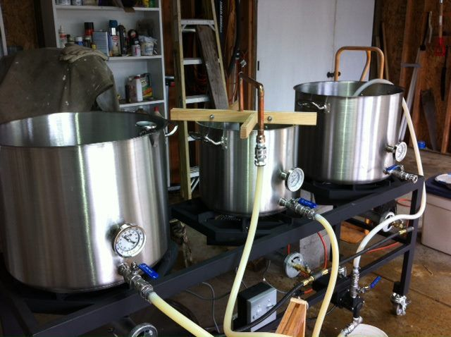 a custom brewsteel badass brewstand design builders of custom home beer brewing equipment simply. beautiful ideas. Home Design Ideas