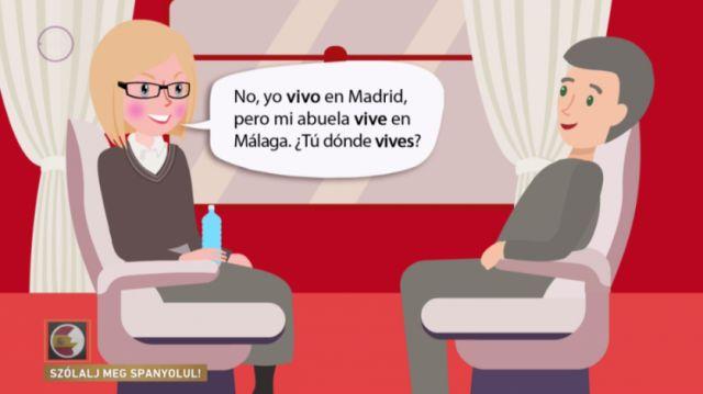 Spanyol szótár - kattints ide a 111-115. adás szavaiért!