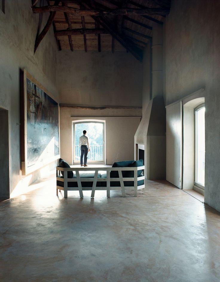 Renovación de Granja / Carlo Bagliani