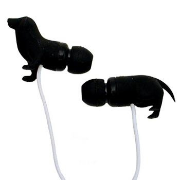doggy earbuds