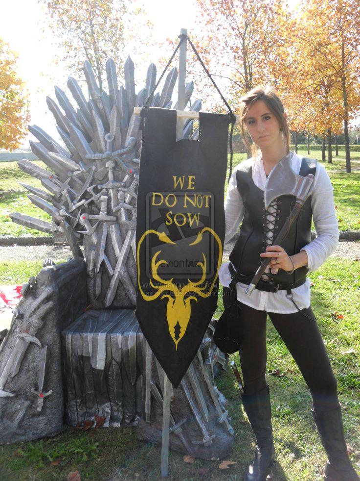 Asha and the Throne by CalamityJade.deviantart.com on @deviantART