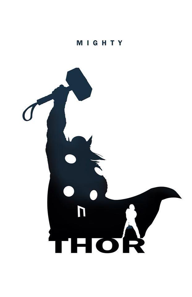 Thor - Mighty by Steve Garcia