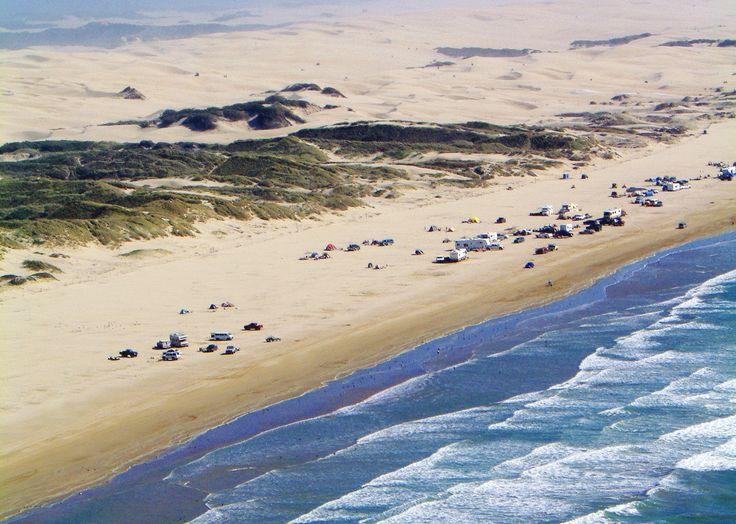 Oceano Dunes Pismo Beach Ca