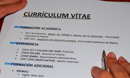 Curriculum Vitae Word Para Preencher Modelo Pronto                                                                                                                                                                                 Mais