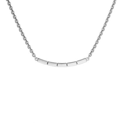 Kalevala Koru / Kalevala Jewelry / PITKOS KAULAKORU / Causeway Necklace/ Material: silver
