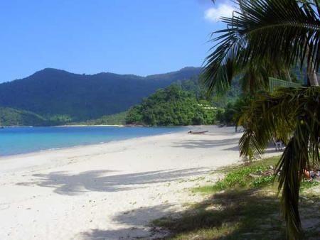 Juara Beach, Tioman Island, Malaysia.