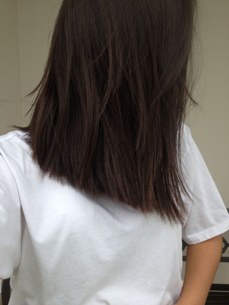 25 best ideas about brown straight hair on pinterest