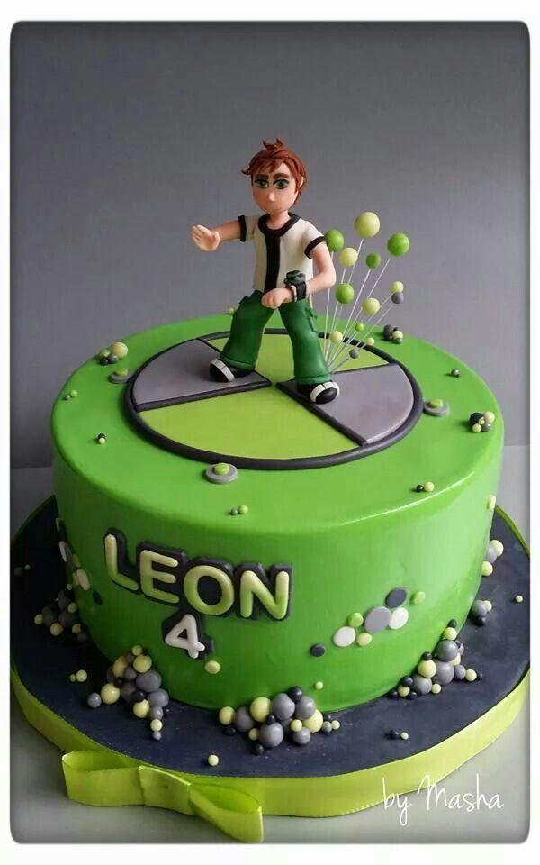 Ben 10 cake                                                                                                                            Más