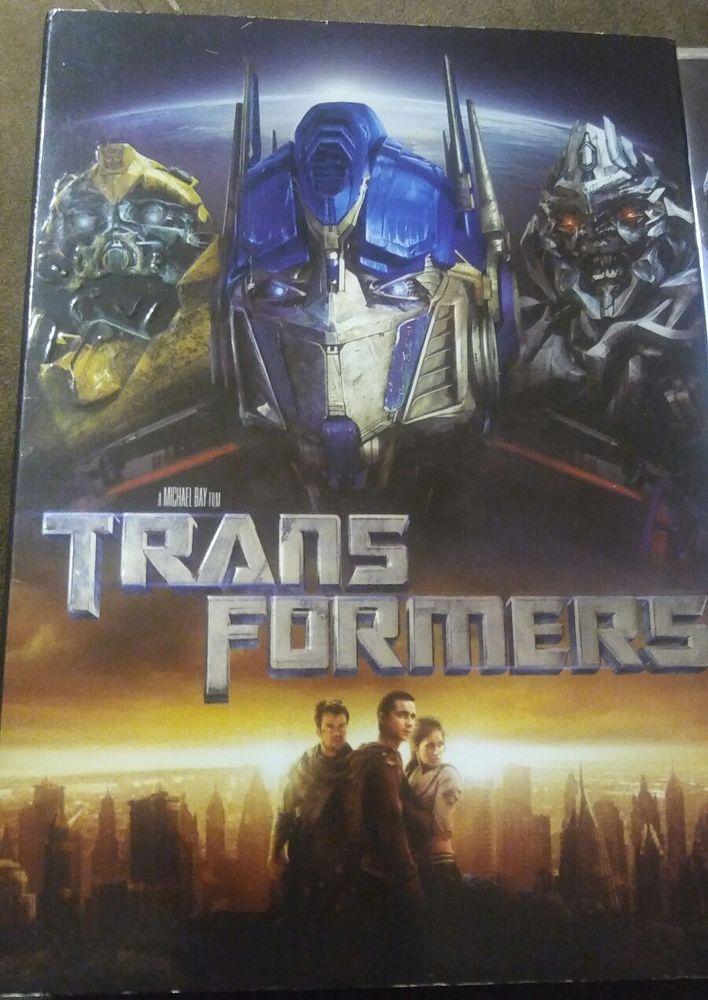 #Transformers DVD 2007 Dreamworks bid $2.49 @eBay  ENDS SOON!