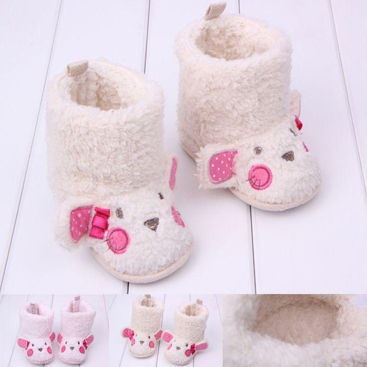 Зимние сапоги обувь детская обувь для девочек первые ходоки 3 цвета Zapatos пункт bebe