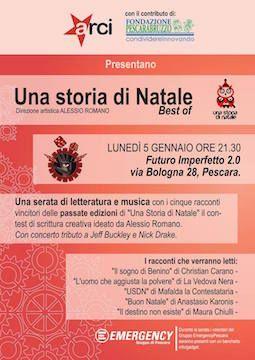 """A Pescara """"Una storia di Natale"""" - Arte & Cultura"""