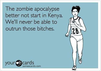 : Funny Zombie, Zombies Apocalypse, Zombie Apocalypse Humor, Kenyan Zombies