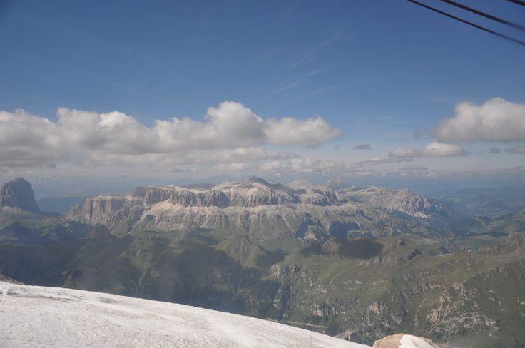 la marmolata --Trentino Dolomiten