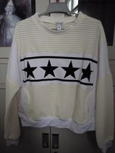 spring autumn girls sports loose fat stars print crew neck best buy follow this link http://shopingayo.space