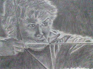 """Protagonista de la película """"Eragon"""""""