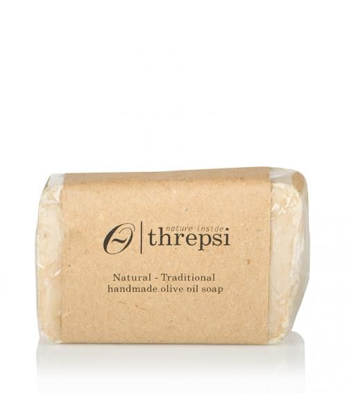 """Threpsi"" olive oil soap 125g @ just 3.90€"