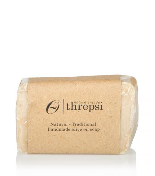 """Threpsi"" olive oil soap 125g @ just 3.90€"