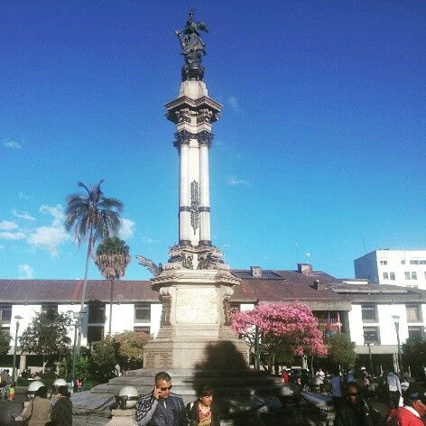 Quito - Ecuador capital llena de arte cultura e historia de gente amable