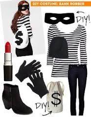 Resultado de imagen para disfraz de ladron de bancos