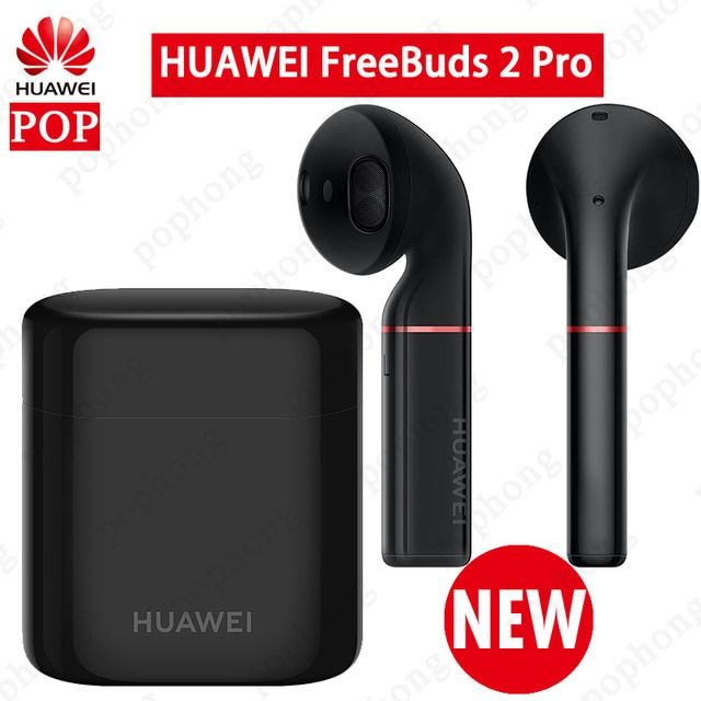 New Huawei Freebuds 2 Pro Freebuds 2 Earphone Type C Bluetooth Wireless Waterproof Headset Double Tap Control R Earphone Wireless Earphones Bluetooth Earphones