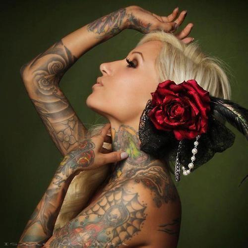 Tattoo Babe 32