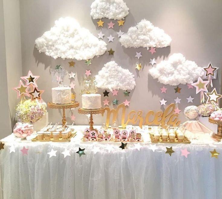 Twinkle Twinkle Little Star Baby Shower Ideen für jedes Budget