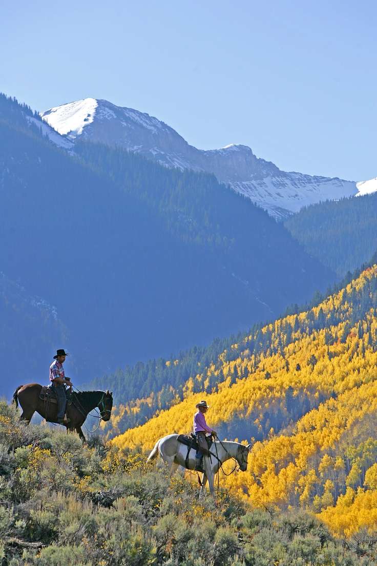 Camping And Riding The Trails In Aspen Co Nothing Could