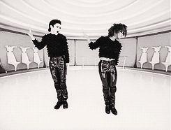 THE 90's * scream Michael Jackson janet jackson