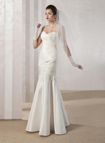 Hochzeitskleid Meerjungfrauenschnitt: www.brautkleid-brautkleider.net ...
