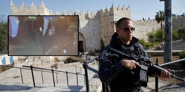 Ισραήλ: Αυτή είναι η 49χρονη Παλαιστίνια που επιτέθηκε σε αστυνομικούς με ψαλίδι