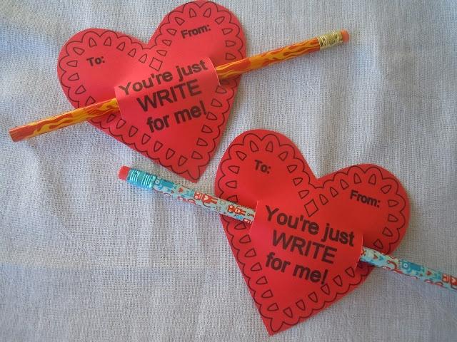 Free Printable Valentine Ideas