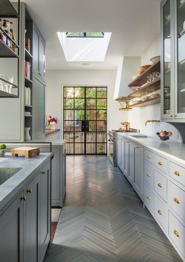 Grey in the Kitchen No. 18 – Greige Design