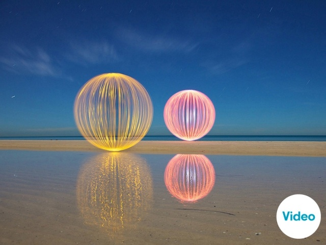 Ball of Light by Denis Smith - News - Frameweb