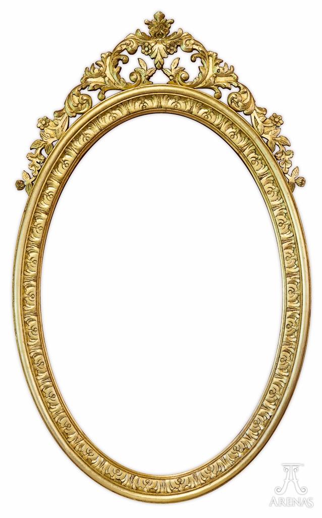Las 25 mejores ideas sobre marco ovalado en pinterest y for Disenos de marcos para espejos