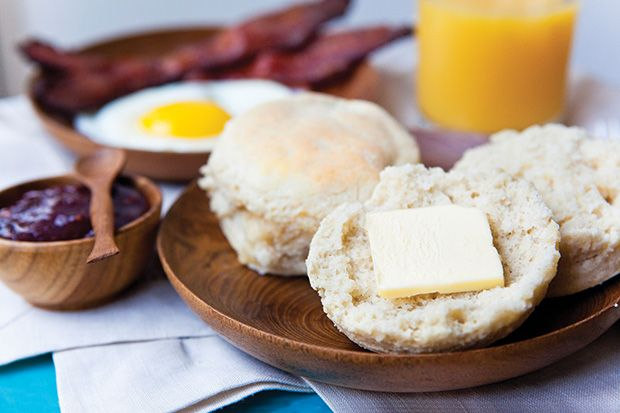 Find the recipe for Buttermilk Biscuits and other  recipes at Epicurious.com