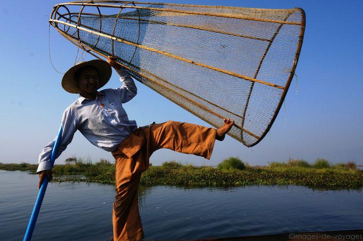 Lake Inle - Myanmar (Birmanie)