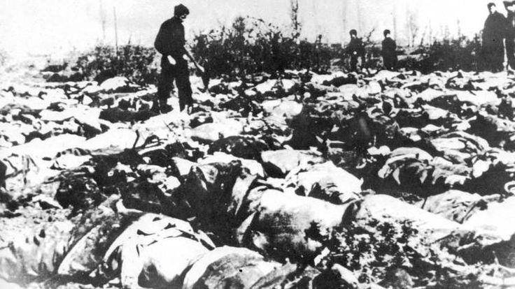 Καλάβρυτα, 13 Δεκεμβρίου 1943: τα Χιτλεροναζιστικά Γερμανικά στρατεύματα κατοχής δολοφόνησαν εν ψυχρώ τον ανδρικό πληθυσμό της ιστορικής και ένδοξης πόλης (vid)