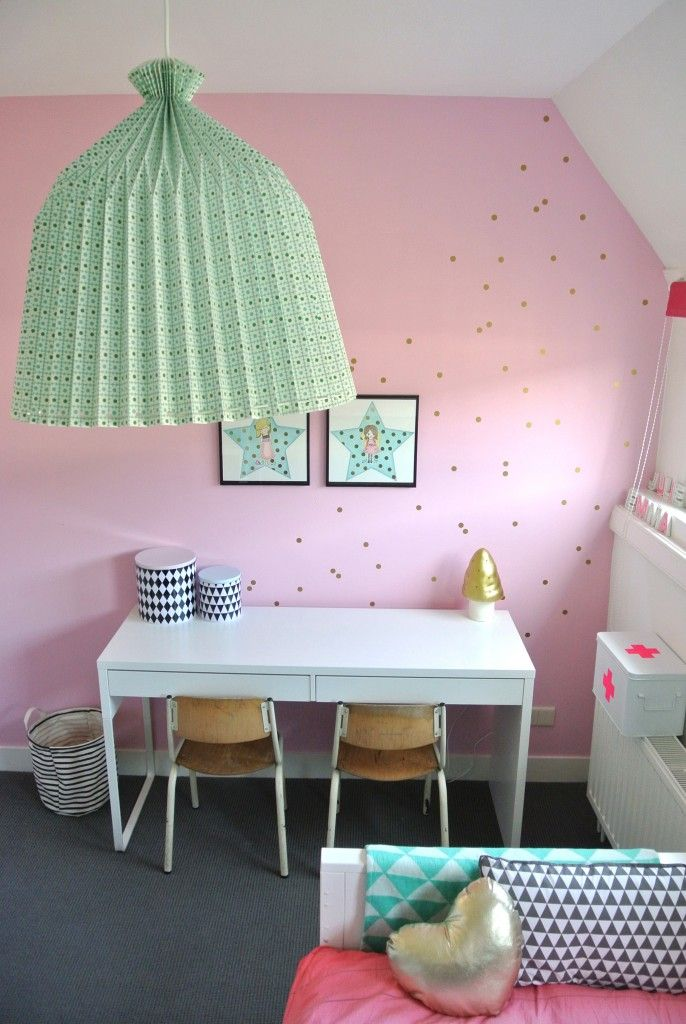styling kinderkamer | kids room | girls room | meisjeskamer | www.kinderkamervintage.nl