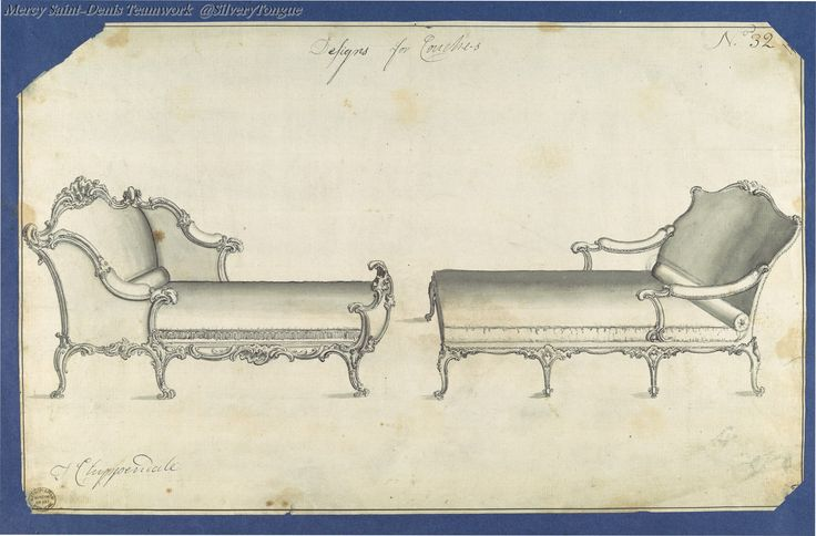 118 Best Thomas Chippendale Furniture Images On Pinterest