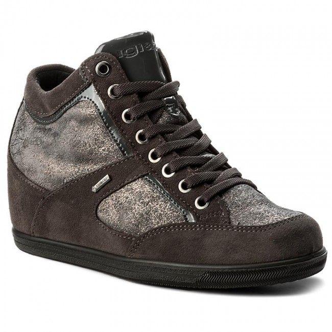 Sneakersy IGI&CO - GORE-TEX 8784100 Grig. Scu