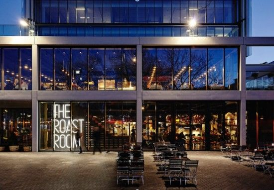 The Roast Room Europaplein