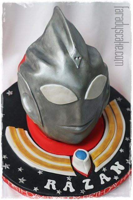 Ultraman Tiga « Faradyscake