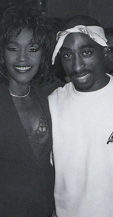 Tupac & Whitney: two of the best at what they did...